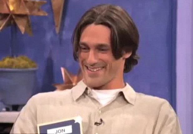 Jon Hamm on The Big Date
