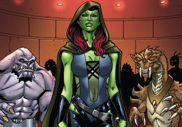 Guardians of the Galaxy Prequel Infinite Comic #1