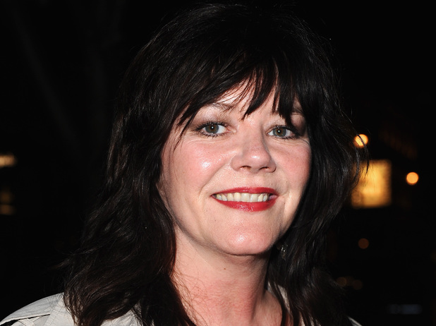 Josie Lawrence attends performance of new Opera written by Glass