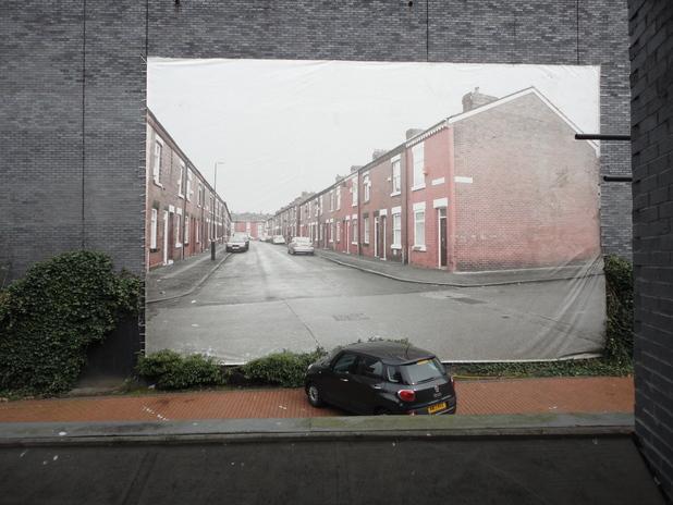 The Rosamund Street backdrop revealed