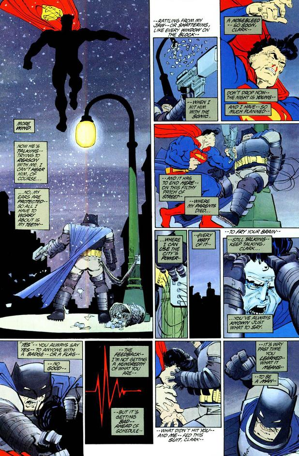 Frank Miller's Dark Knight Returns