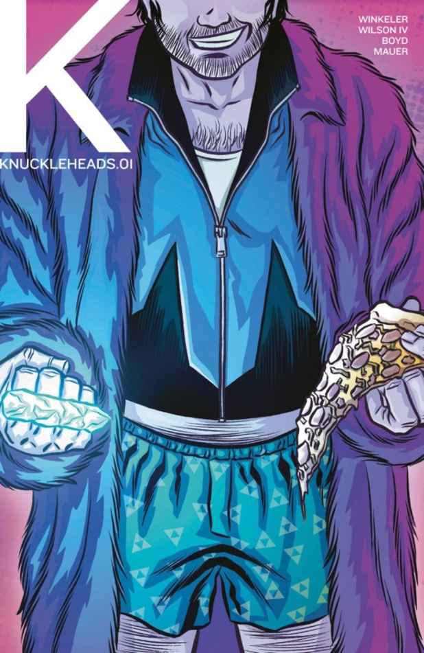 Knuckleheads: Fist Contact