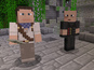 Minecraft PS3 update adds new skins