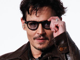 Johnny Depp at the Transcendence press conference in Beijing