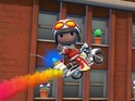 Joe Danger also adds new streamlined controls for the handheld device.