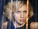 The Scarlett Johansson-starring sci-fi beats Let's Be Cops to the top spot.