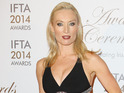 "Victoria Smurfit says she is ""super excited"" to be joining the ABC show."