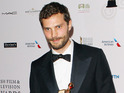"The Fifty Shades of Grey star describes it as ""kind of exciting""."