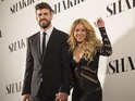 Colombian singer and partner Gerard Pique are expecting their second child together.
