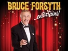 The veteran entertainer will perform three dates across the UK in May and June.