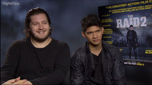 'The Raid 2' Gareth Evans & Iko Uwais on sequels, remakes and Hammer Girl