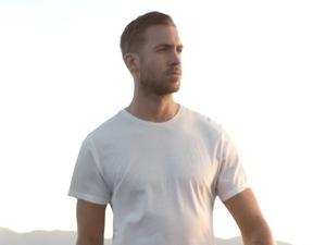 Calvin Harris 'Summer' music video still.