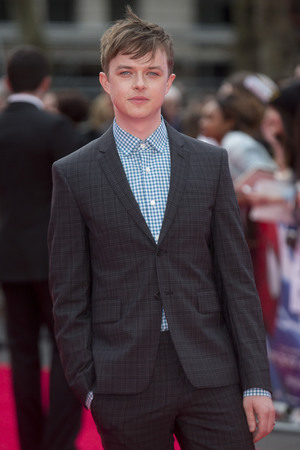 Caption:LONDON, UNITED KINGDOM - APRIL 10: Dane DeHaan attends the World Premiere of 'The Amazing Spider-Man 2' at Odeon Leicester Square on April 10, 2014 in London, England. (Photo by Julian Parker/UK Press via Getty Images)