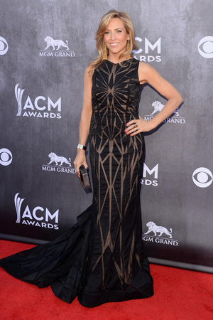 Caption:LAS VEGAS, NV - APRIL 06: Sheryl Crow attends the 49th Annual Academy Of Country Music Awards at the MGM Grand Garden Arena on April 6, 2014 in Las Vegas, Nevada. (Photo by Jason Merritt/Getty Images)