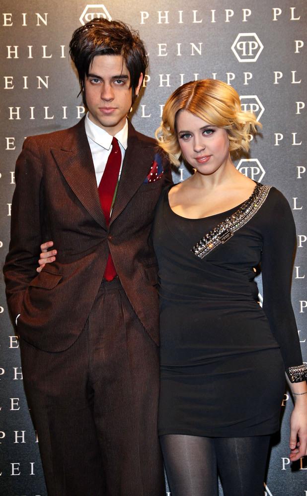 Peaches Geldof and Thomas Cohen