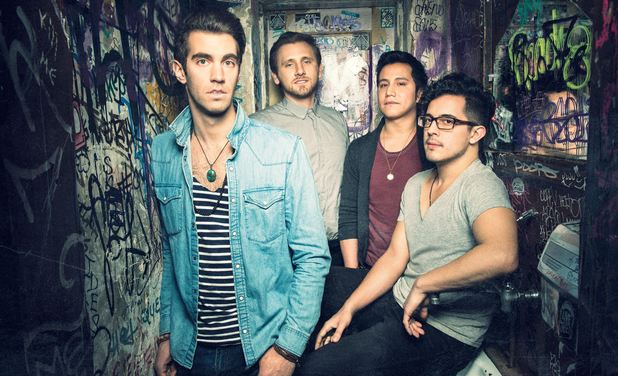 American Authors press shot.