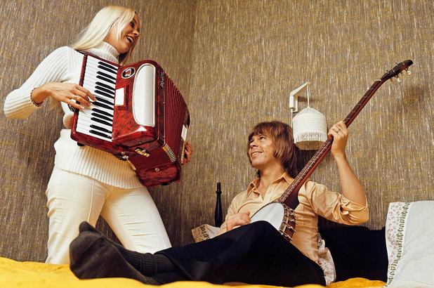 ABBA in 1970