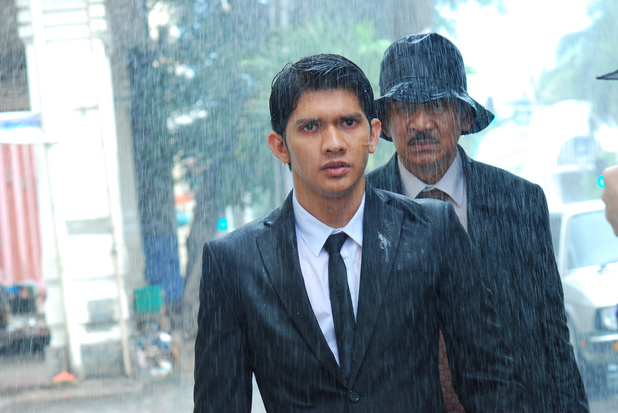 Iko Uwais in The Raid 2: Berandal