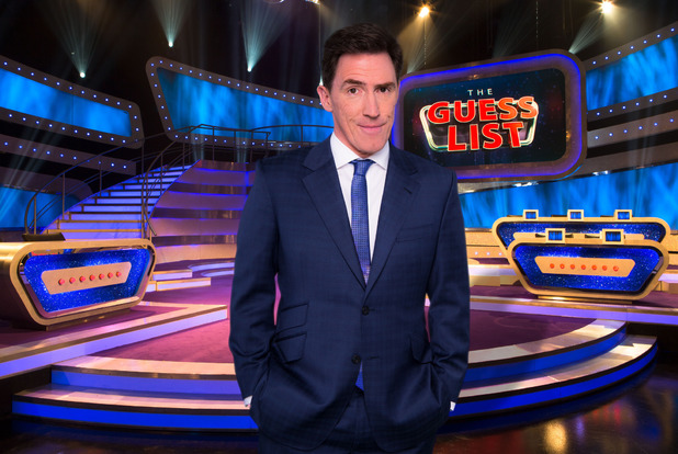 Rob Brydon hosts The Guess List
