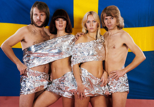 ABBA in 1975