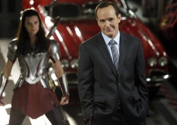 Marvel's Agents of SHIELD S01E15: 'Yes Men'