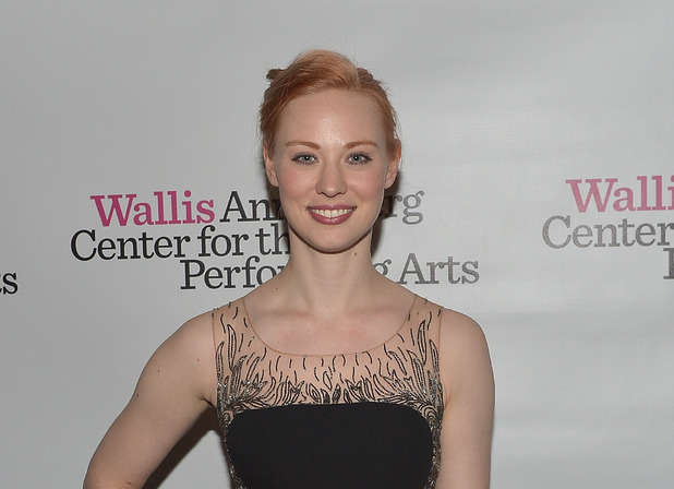 Deborah Ann Woll attends the after-party following opening night performance of 'Parfumerie'