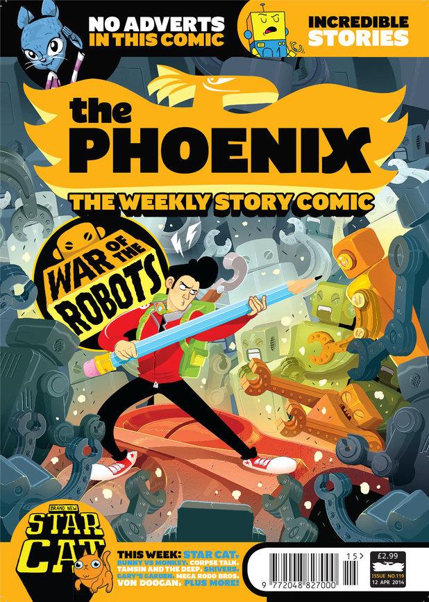 The Phoenix #119