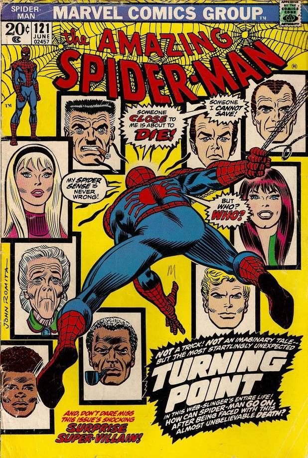 The Amazing Spider-Man #121