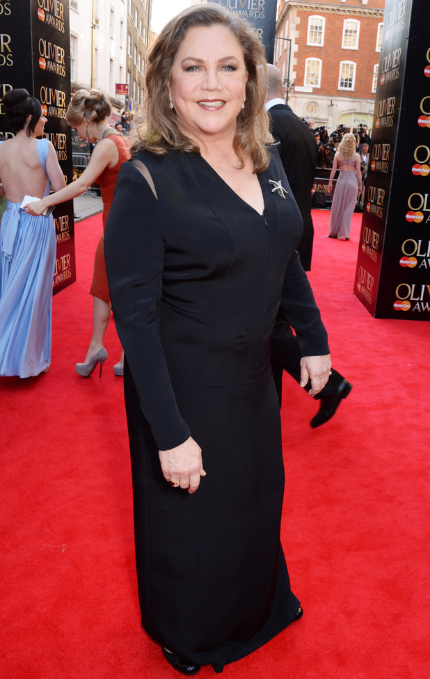 Kathleen Turner - Olivier Awards 2014 - Digital SpyKathleen Turner 2014