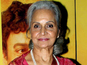 Waheeda Rehman 'not okay' with biopic
