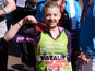 GoT star runs London Marathon - pictures
