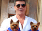 Simon Cowell promises dogs home donation