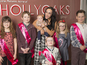 'Oaks star backs child heart campaign