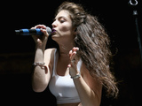 Lorde at Coachella