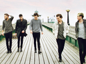 One Direction 'You & I' single artwork.