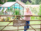 Fern Britton, innuendo, llama poo: What's The Big Allotment Challenge?