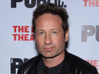 David Duchovny: 'The first page of the new X-Files script made me cry'