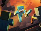 Episodic Minecraft story game in development by Telltale Games
