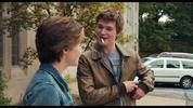 Watch Shailene Woodley and Ansel Elgort in the first clip from The Fault in Our Stars.