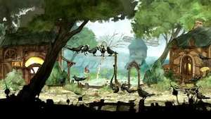 Child of Light kingdom of Lemuria trailer