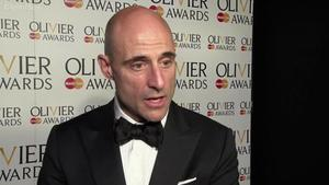 Mark Strong on 'The Imitation Game', spies and 'The Secret Service'