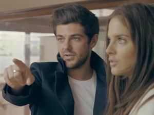 Binky Felstead and Alex Mytton on Made in Chelsea