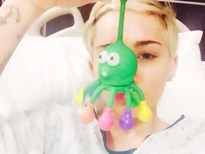 Miley Cyrus hospitalised for allergic reaction