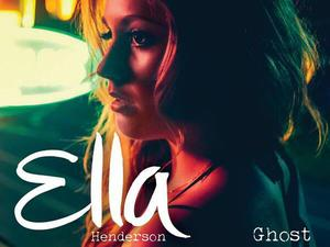 Ella Henderson's 'Ghost' artwork