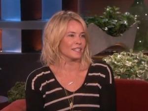 Chelsea Handler on The Ellen DeGeneres Show