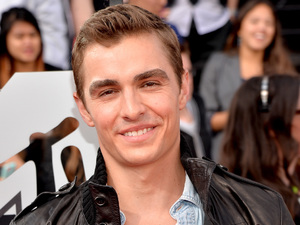Dave Franco arrives for the MTV Movie Awards 2014