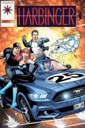 Harbinger #25