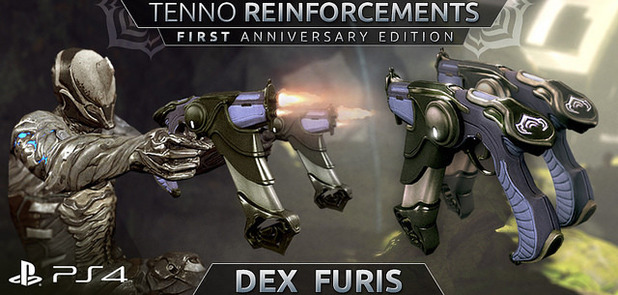 Warfram Dex Furis DLC