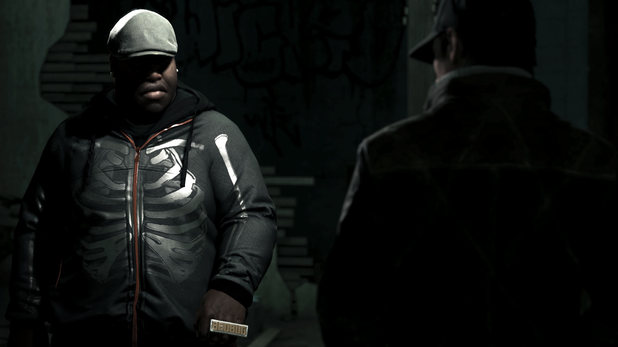 Bedbug in Watch Dogs