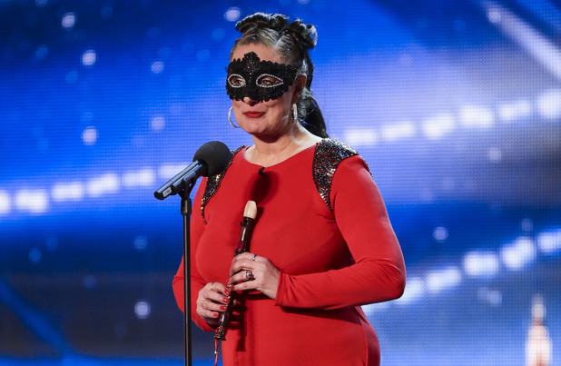 Britain's Got Talent act Lady Enchantress